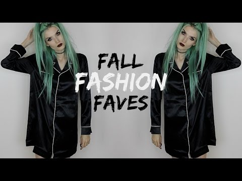 Fall/Winter Fashion Must-Haves 2016